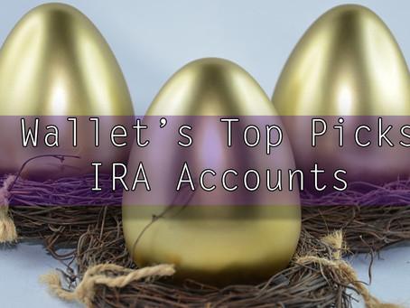 Nerd Wallet's Top Brokers for Opening an IRA