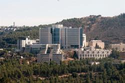 Davidson Hospital tower, Haddassa
