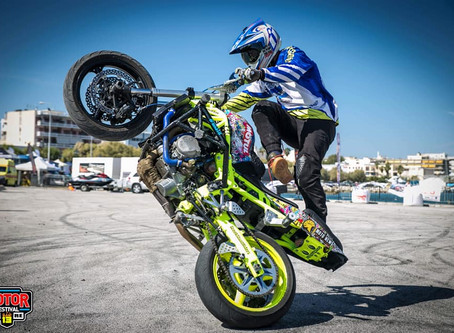 News from the Greek stunt riders vol.1