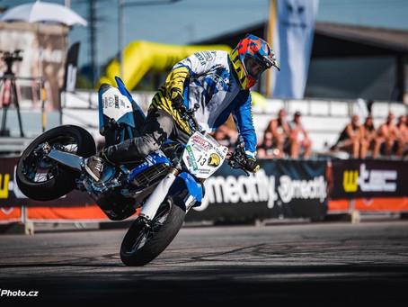 Dannis Kandilas στο παγκόσμιο Czech stunt - final run