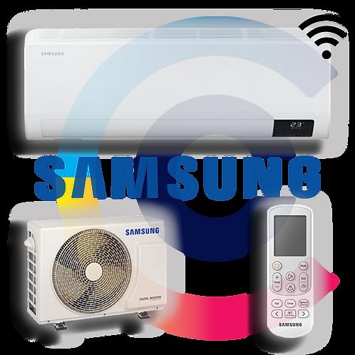 Samsung Wind-Free Comfort 2.5kW légkondicionáló párátlanító funkcióval