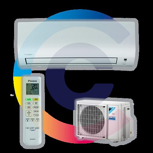 DAIKIN COMFORA 3,5kW, FTXP35M/RXP35M, R-32 új hűtőközeg!