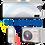 Thumbnail: Samsung Cebu AR18TXFYAWKNEU/AR18TXFYAWKXEU