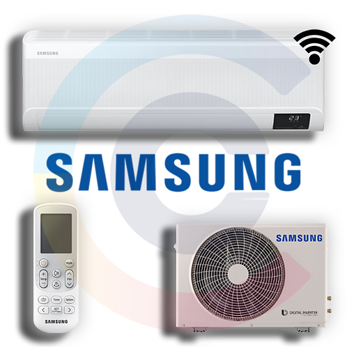 Samsung Wind-Free Elite 2.5kW split klímaberendezés