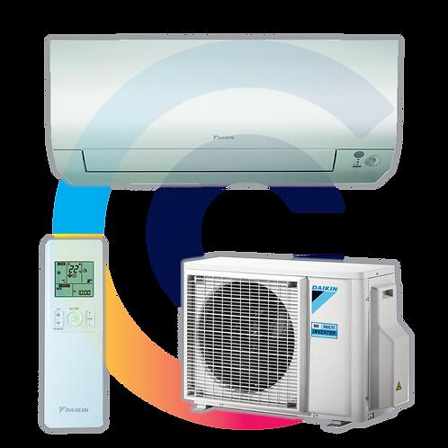 DAIKIN PERFERA 2,0kW, FTXM20M/RXM20M9, R-32 új hűtőközeg!