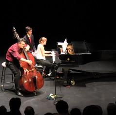 """Lajos Montag's """"Extreme"""" with Olga Kleiankina, piano"""