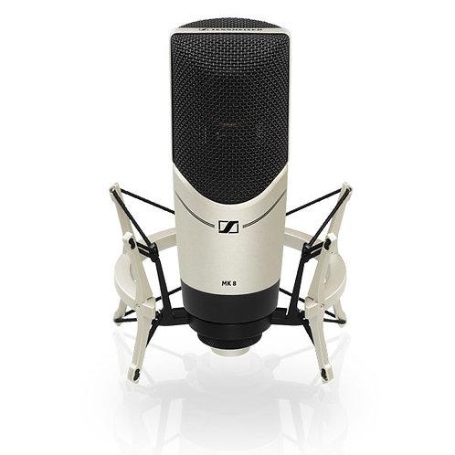 Sennheiser MK 8 Micrófono de condensador