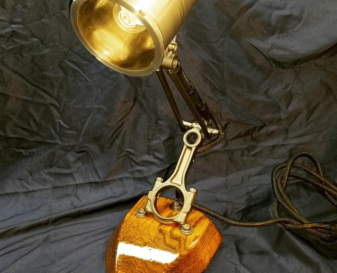 Turbo Sleeve Lamp