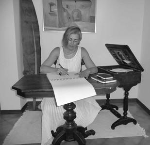 Un nuovo autore in Galleria: Elisabetta Carozzi