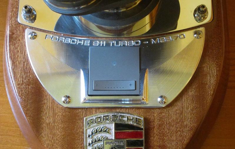 Porsche Desk Lamp