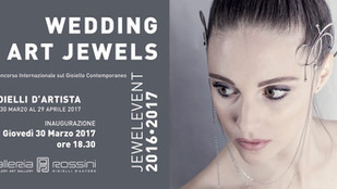 Wedding Art Jewels: appuntamento in Galleria Rossini
