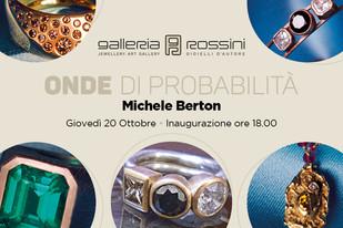 Michele Berton: Onde di probabilità