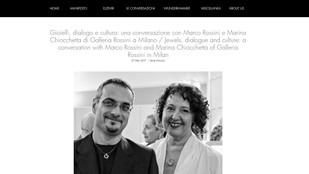 Ilaria Introzzi di Nouvelle Factory ci intervista su gioielli e cultura