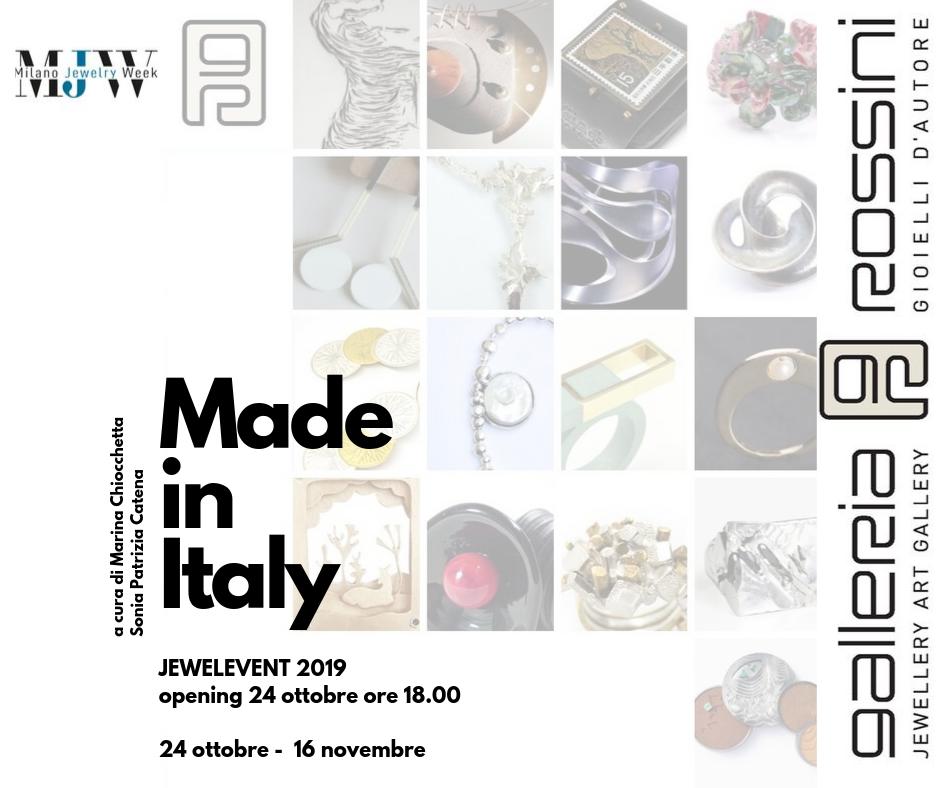 Made in Italy | Galleria Rossini