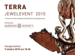 Jewelevent: Terra, I° Concorso Internazionale di Gioielleria Contemporanea