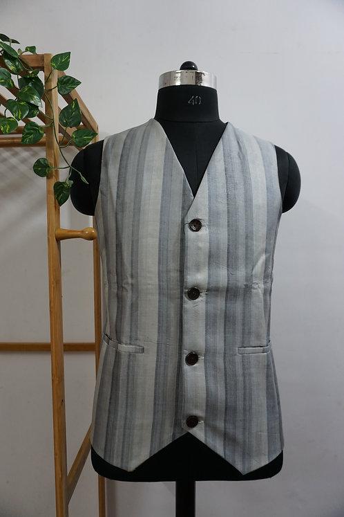 Tassar Silk Jacket