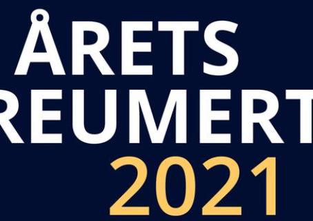 Reumert-nominering som Årets Dramatiker til Andreas for FORRÆDER, Randers Teater!