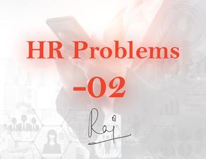101 HR Problems- 2