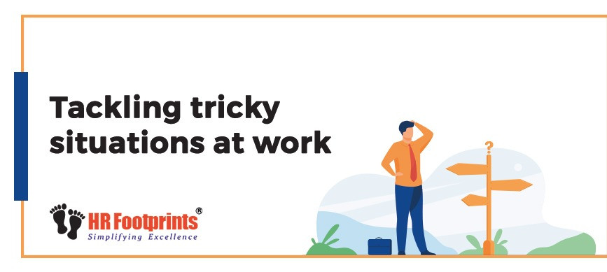 Career dillemas and tricky situations at work