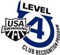 Level 4 usa swimming club