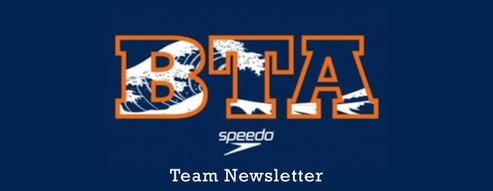 Blue Tide Aquatics Newsletter: Edition #34