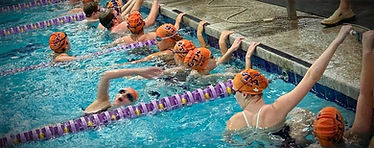 Blue Tide Age Group Swimmers
