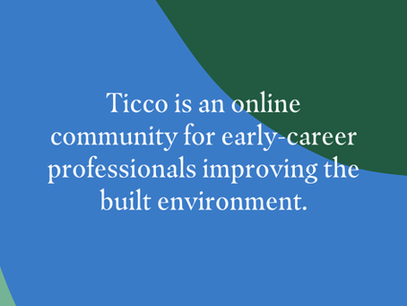 Ticco Topic of the Day: Why do we think Opportunity Zones are an issue worth solving?