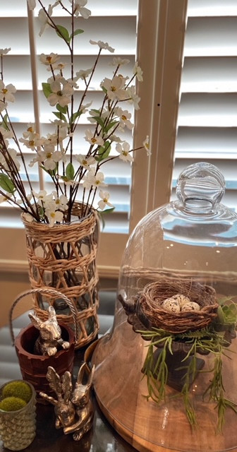 Spring forward! 15 creative ways to incorporate seasonal home decor