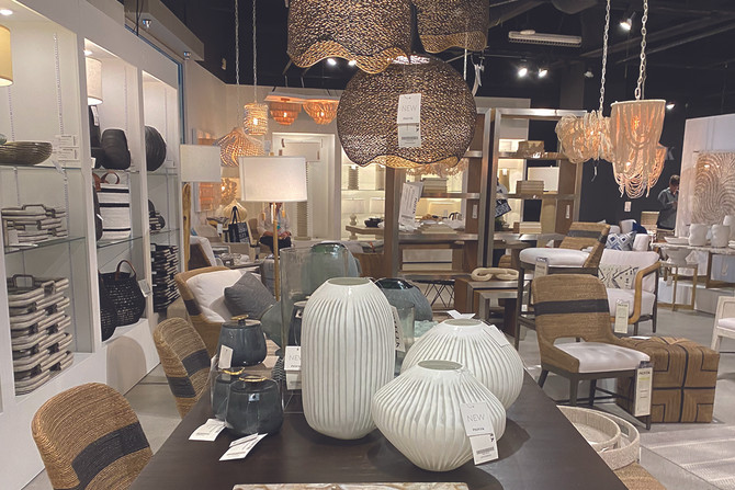 Furniture, decor, catalogs and margaritas: My first trip to Las Vegas Winter Market 2020