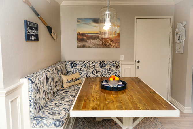 Beach-inspired renovation and design tips for small spaces