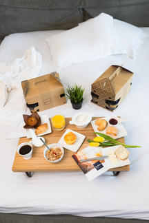 A unique BOX for your Breakfast