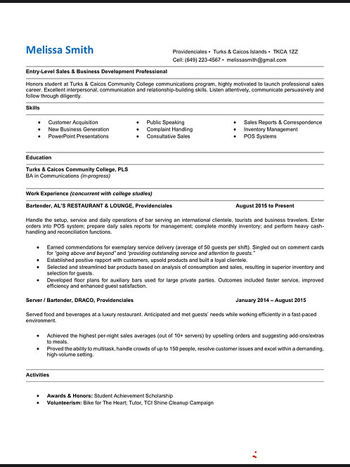 Entry-level professionals (0-5 years)