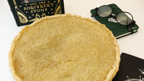 Cooking Through Fiction: Harry Potter's Treacle Tart