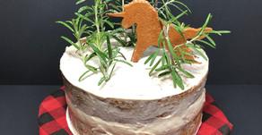 Magical Gingerbread Cake