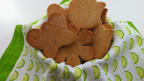 "Cooking Through ""The Baker's Man"": Evelyn's Sugar Cookies"