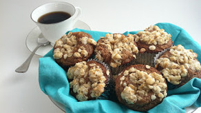 "Cooking Through ""The Baker's Man"": Morning Glory Muffins"
