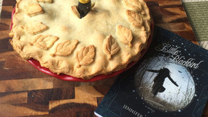 Cooking Through Fiction: Little Blackbird Blackberry Pie