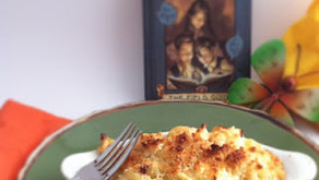 Cooking Through Fiction: The Field Guide — Spiderwick Macaroni and Cheese