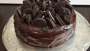 "Cooking Through ""The Baker's Man"": Oreo Cheesecake"