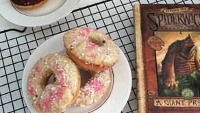 Cooking Through Fiction: A Giant Problem — Hobgoblin Doughnuts