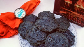 Cooking Through Fiction: Percy Jackson's Blue Chocolate Chip Cookies