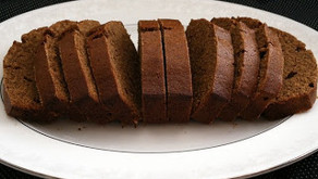 "Cooking Through ""The Baker's Man"": Black Sticky Gingerbread"