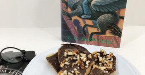 Fancy a Piece of Magical Toffee Today?