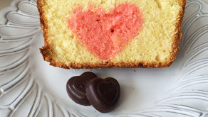 "Cooking Through ""The Baker's Man"": Hidden Heart Pound Cake"