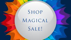 Magical March Book Sale