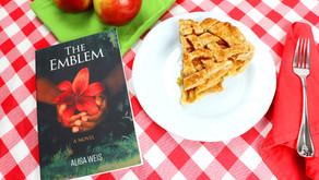 Gingerbread Caramel Apple Pie