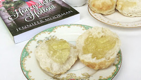 Cooking Through Fiction: Honeysuckle Hollow Jelly