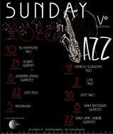 Calendario Sunday in Jazz 5° Edizione 2019/2020