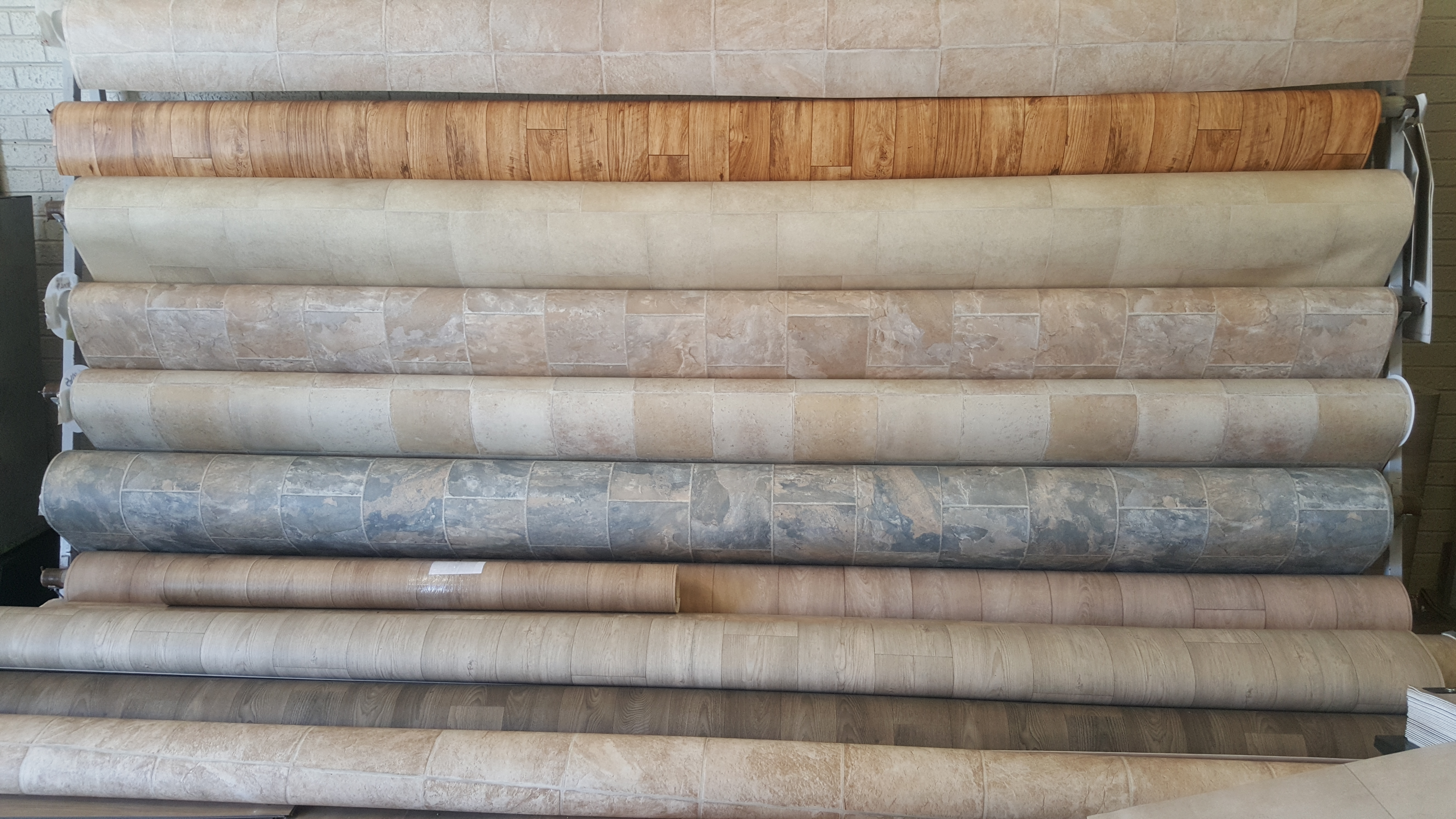 Dupon Carpets Stock Vinyl 4m Wide