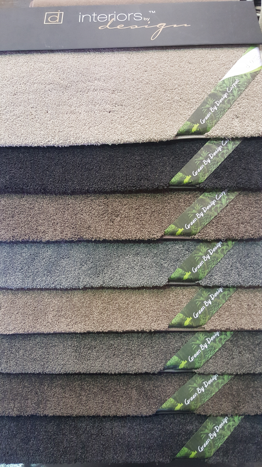 Access Carpets Green Strand